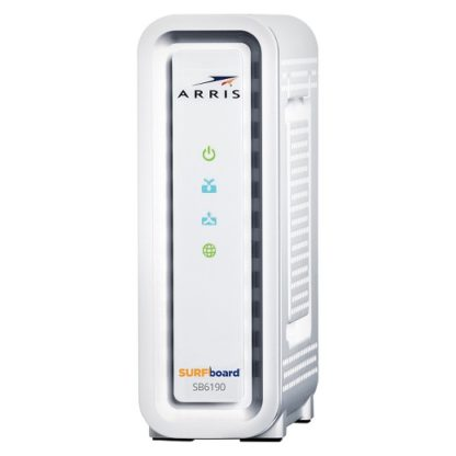ARRIS SURFboard 32X Cable Modem – White (SB6190)