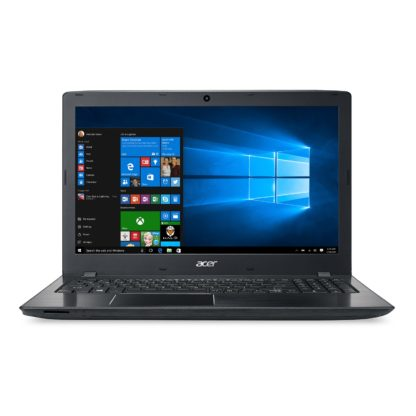 Acer Aspire E5-575T-3678 Notebook -Obsidian Black