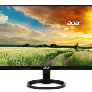 Acer R240HY Bidx 23.8-Inch IPS HDMI DVI VGA (1920 X 1080) Widescreen Display